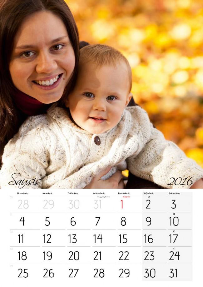 Reprezentaciniai foto kalendoriai